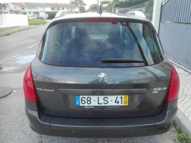 e2dc702675 Classificados - Peugeot 308 SW E-Hdi Executive